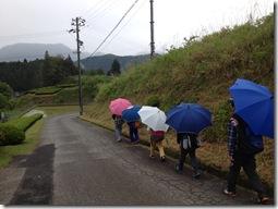 0515雨の登校