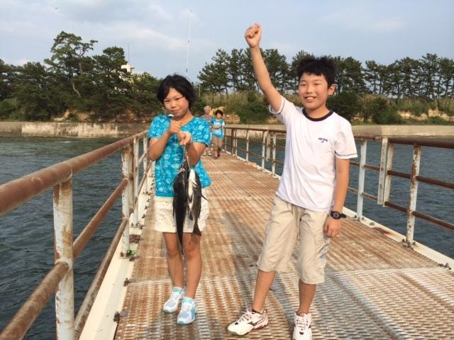 釣り 佐久 島