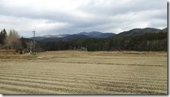 名倉冬景色