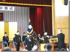 290316小卒業式