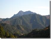 1127明神山(設楽町から)