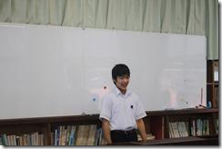 英語スピーチ選考会003