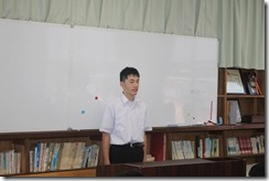 英語スピーチ選考会005