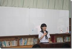 英語スピーチ選考会023