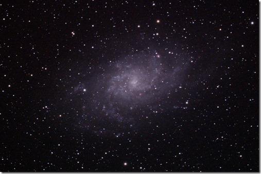 M33(さんかく座 銀河)
