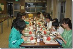 寮での食事004
