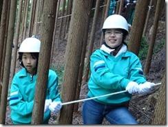林業体験学習036