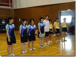 卓球部田口高校053