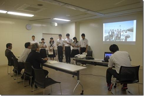 海外研修報告会006