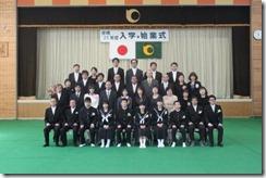 入学式 記念写真002