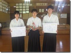 弓道校内競射会069