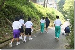 サマーセミナー 田口生徒とレク011