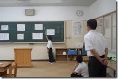 学校訪問 ひまわり国語002