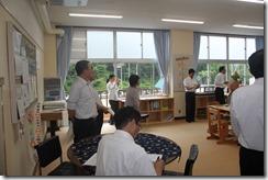 学校訪問 ひまわり国語005