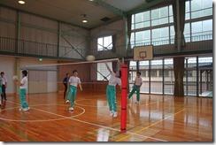 学校訪問 3年体育010