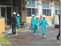 保小中避難訓練010
